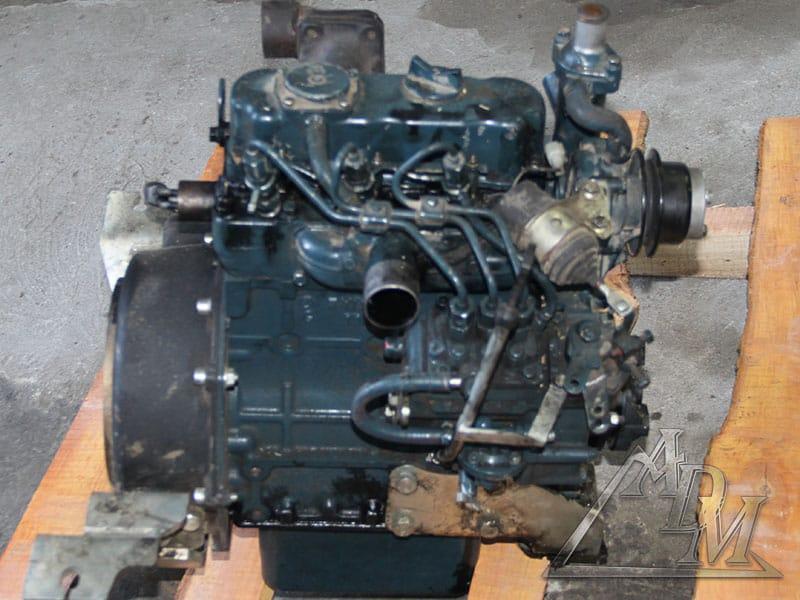 Схема двигателя кубота