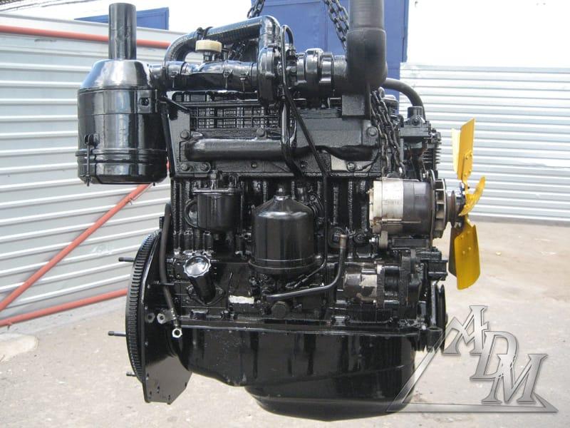 Ремонт двигателя д 245